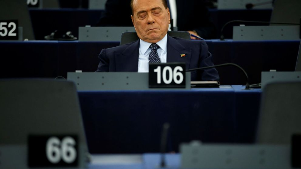 Berlusconi trata de sobrevivir a Salvini y ahora habla de reflotar la otra Italia