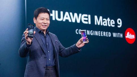 Mate 9, el 'smartphone' estrella de Huawei para tumbar a Samsung