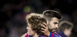 Post de El juicio a Griezmann y la verdadera razón de por qué el Atlético aprieta al Barcelona