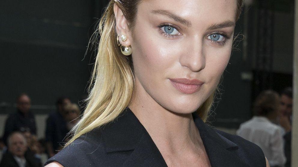 La modelo de Victoria's Secret, Candice Swanepoel, ¿embarazada?