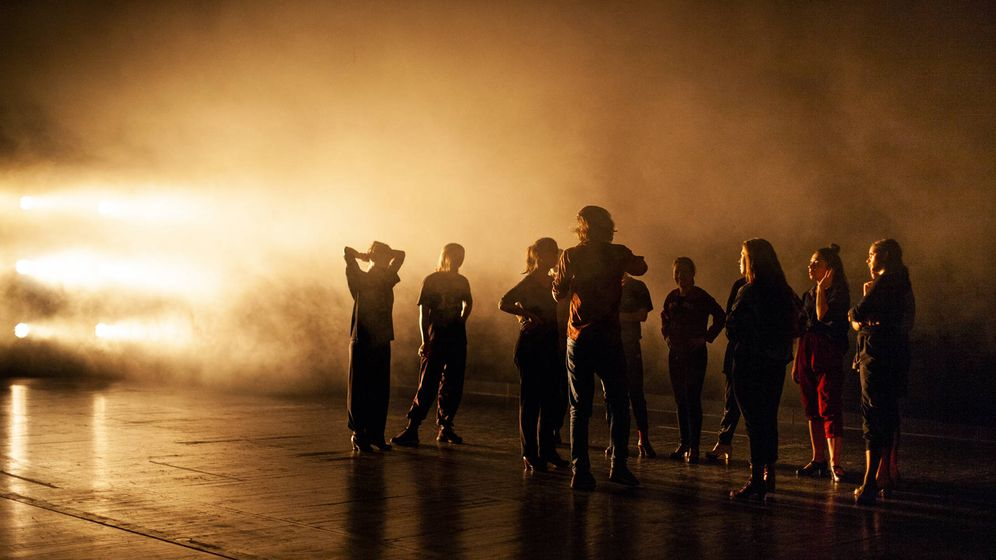 Foto: 'Renacimiento', La Tristura, Teatros del Canal y Théâtre de Liege. (Mario Zamora)