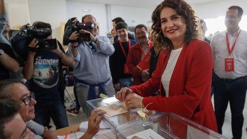 La participación en Andalucía a las 18:00 es 11 puntos más que en las autonómicas
