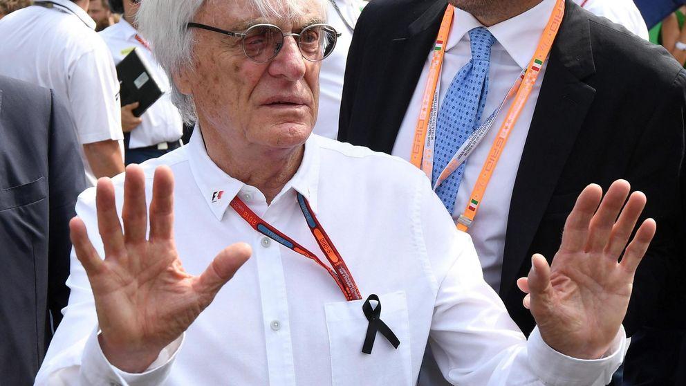 La Fórmula 1, vendida: nadie le va a dar a Ecclestone una patada en el trasero