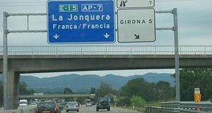 Foto: El juez investiga a las empresas responsables de la señalización de las carreteras de Gerona
