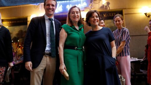 La presidenta del Congreso, Ana Pastor, presidirá el congreso extraordinario del PP