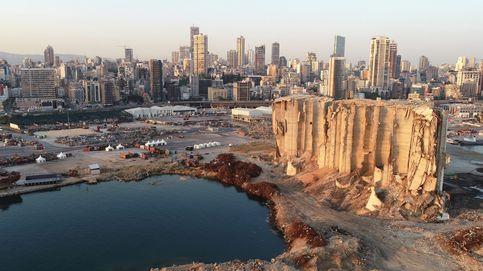 Un año de la explosión del puerto de Beirut y protesta contra Ebrahim Raisi: el día en fotos