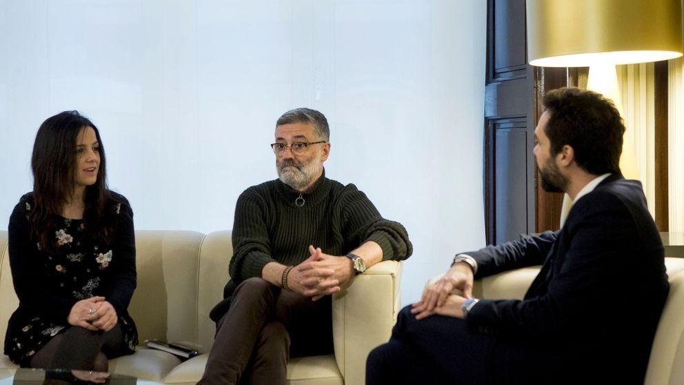 La CUP reta a Torrent a permitir delegar el voto a Puigdemont y Comín