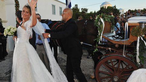 Velos, tiaras y alta costura: los vestidos de novia de las princesas griegas (hasta ahora)