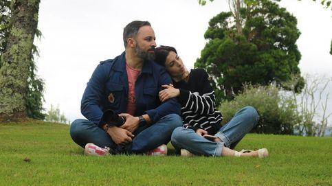 El San Valentín eterno de Santiago Abascal y Lidia Bedman (en fotos)