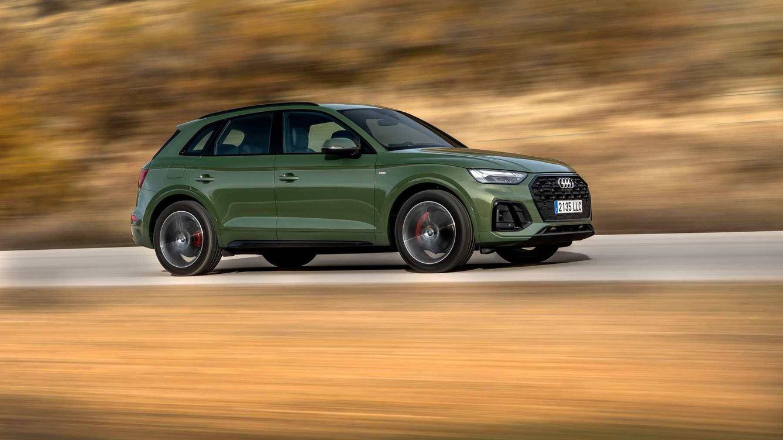 El Audi Q5 se convierte en un SUV con etiqueta eco