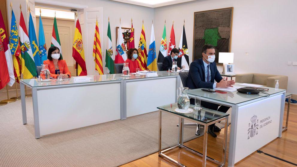 Sánchez ofrecerá el lunes a Ayuso facilitar el estado de alarma si lo pide