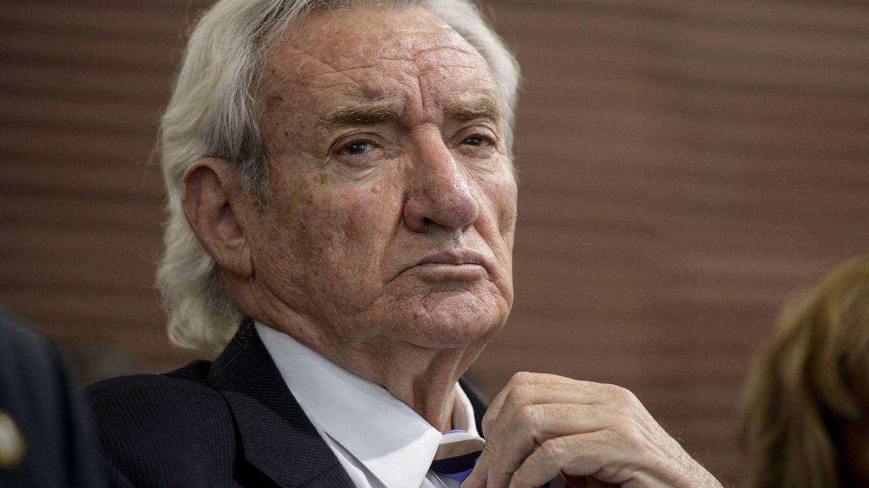 Foto: El periodista Luis del Olmo en una imagen de archivo (Gtres)
