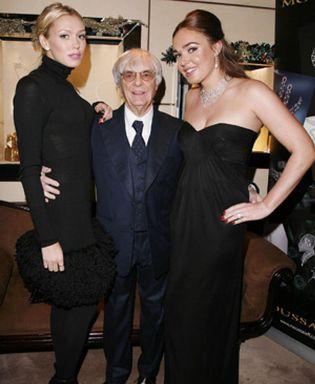 Foto: Ecclestone se gasta 66 millones de libras en una casa para su hija menor