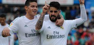Post de Isco y James se pudren, pero el Real Madrid no encuentra una solución