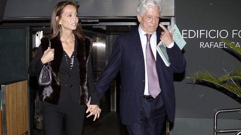 Así fue la romántica cena de San Valentín de Isabel y Vargas Llosa