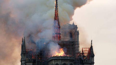 Vídeo: así es el incendio en la catedral Notre Dame de París