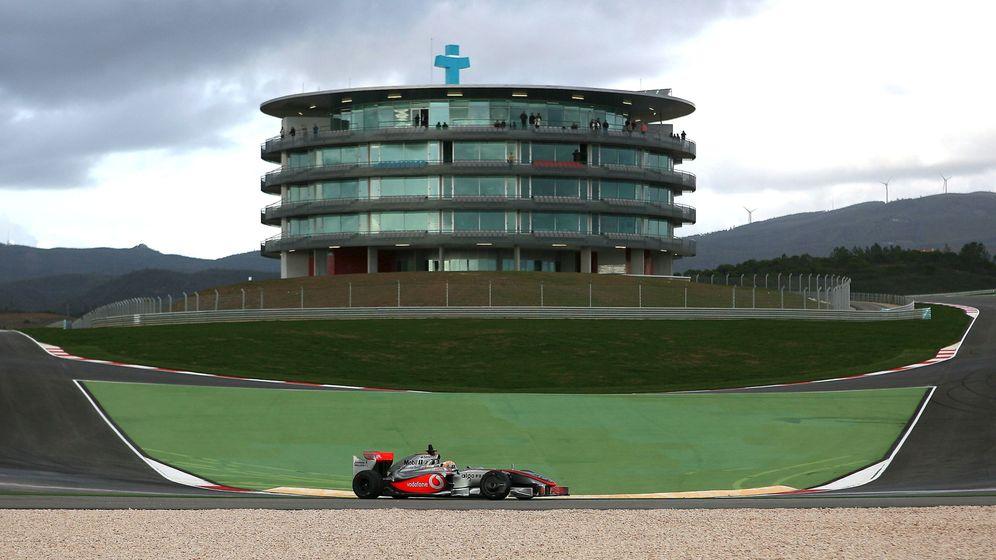 Foto: Por primera vez en 25 años, la F1 vuelve a Portugal, al Autodromo Internacional do Algarve (EFE)