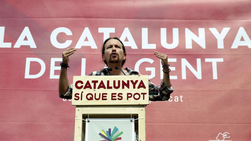 Pablo Iglesias se crece y dice que si ganamucha gente no se querría ir