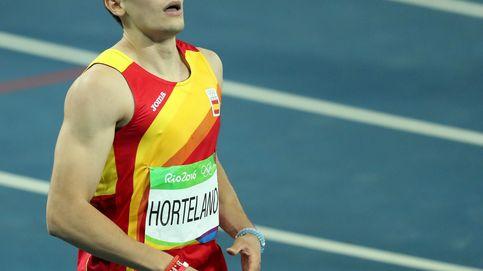 Bruno Hortelano, a punto de caramelo: olvida su mano y se centra en sus piernas