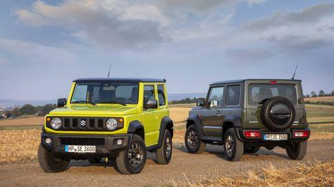 Por qué Suzuki deja de vender en España el Jimny, su todoterreno accesible