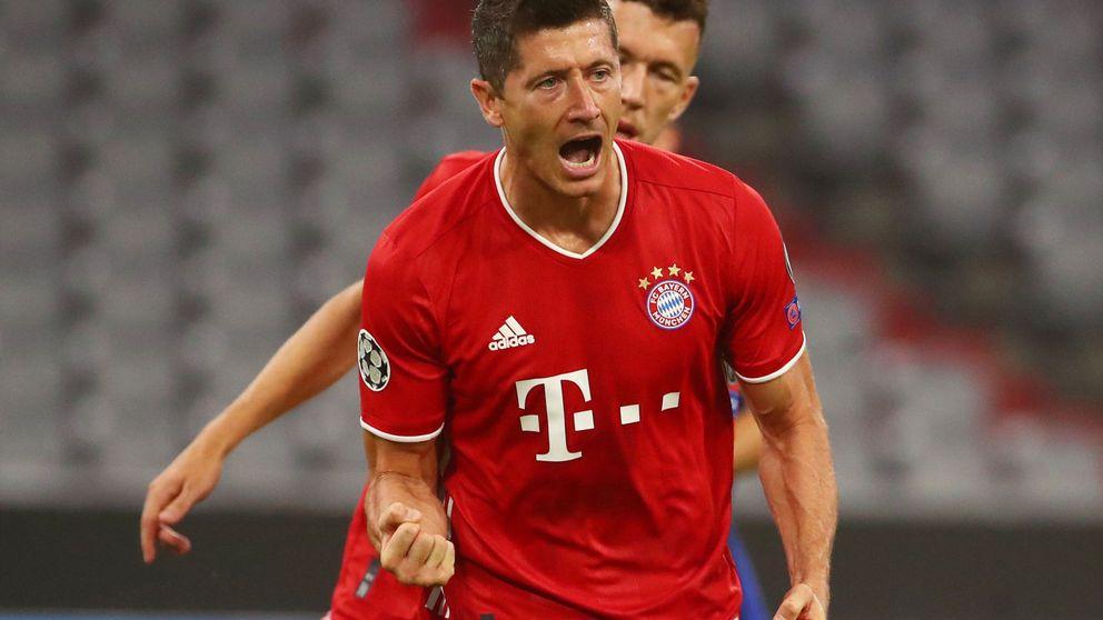 2-1 al Chelsea: el imparable Bayern de Lewandowski es el rival del Barça en cuartos