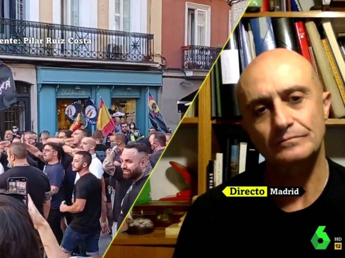Foto: Pepe Viyuela, en 'La Sexta noche'. (Atresmedia).