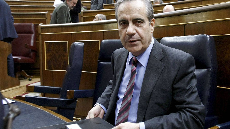 Foto: Celestino Corbacho cuando era ministro de Trabajo en el gobierno de Rodríguez Zapatero. (EFE)