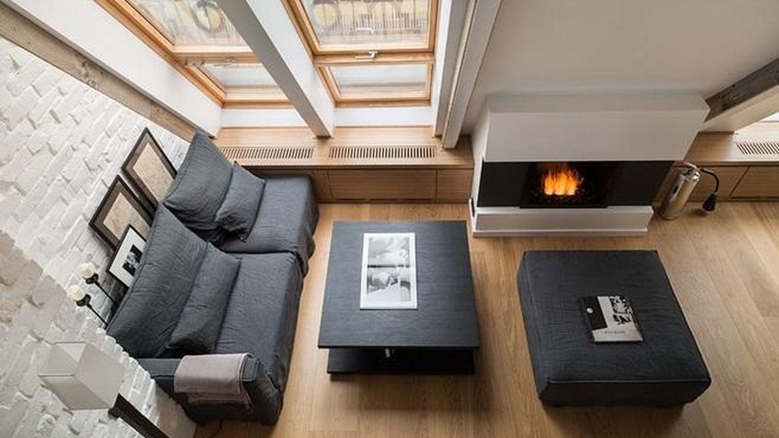 Foto: Decora tu pequeño salón con acierto (HOUZZ)