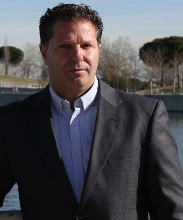 Foto: Jorge Pérez Hernández, edil de Ciudadanos en Leganés