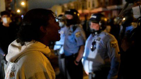 Más de 90 detenidos en Filadelfia (EEUU) en las protestas contra la brutalidad policial