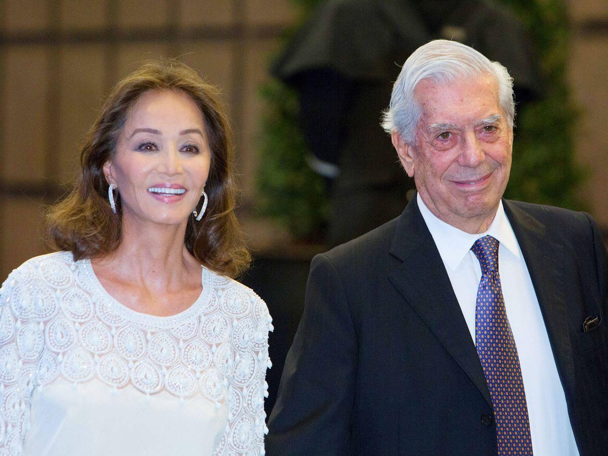 Foto: Isabel Preysler y Mario Vargas Llosa. (Getty)