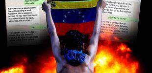 Post de Sin noticias de Venezuela: el día a día en el país a través de un chat de WhatsApp