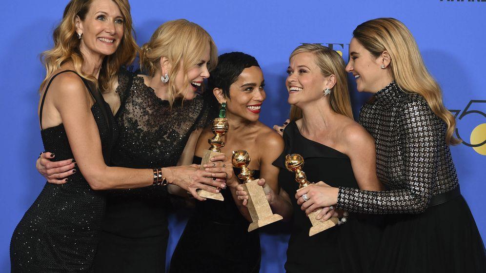 Foto: El reparto femenino de 'Big Little Lies' regresa para su segunda temporada. (Gtres)