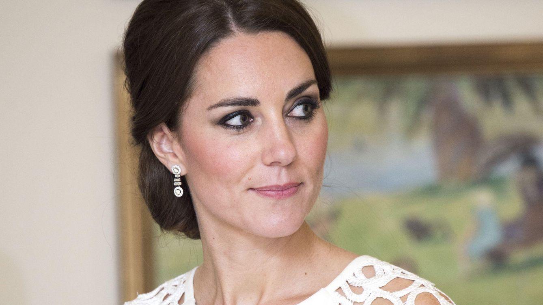Foto: La duquesa de Cambridge, en una imagen de archivo (Gtres)