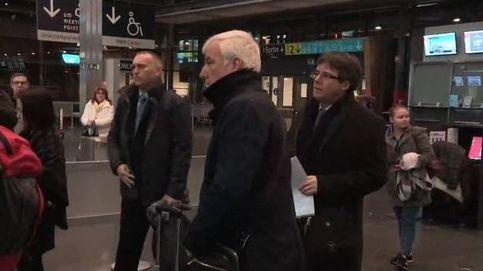 Matamala, el empresario y amigo que acompaña a Puigdemont a Dinamarca