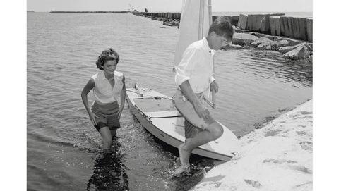 La única pasión a la que John Kennedy tuvo que renunciar