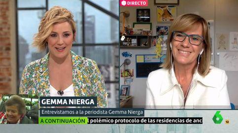 Gemma Nierga, en La Sexta: No podemos derribar la estatua de Colón
