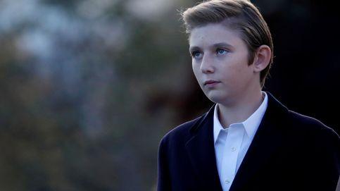 Barron Trump da el estirón: el hijo de Donald Trump reaparece muy cambiado