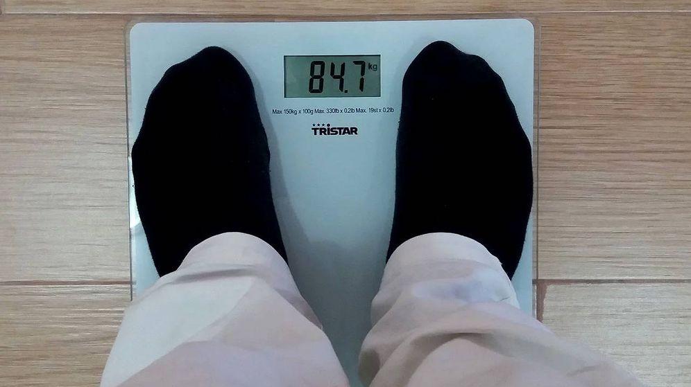 Foto: Saurav consiguió pasar de los 91 kilos a los 75 en cinco meses, con un adelgazamiento progresivo (Foto: Pixabay)