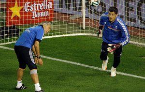 Iker Casillas y Keylor Navas quedan en manos del gran 'maestro' Villiam Vecchi