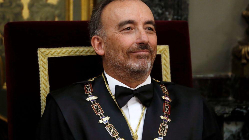 Foto: El magistrado del Tribunal Supremo Manuel Marchena. (EFE)