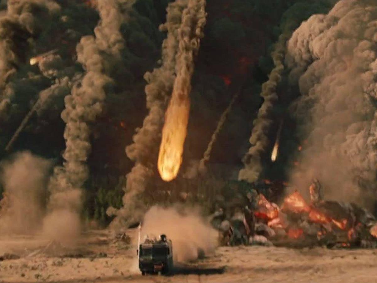 Foto: Fotograma de la película '2012' (Columbia Pictures)