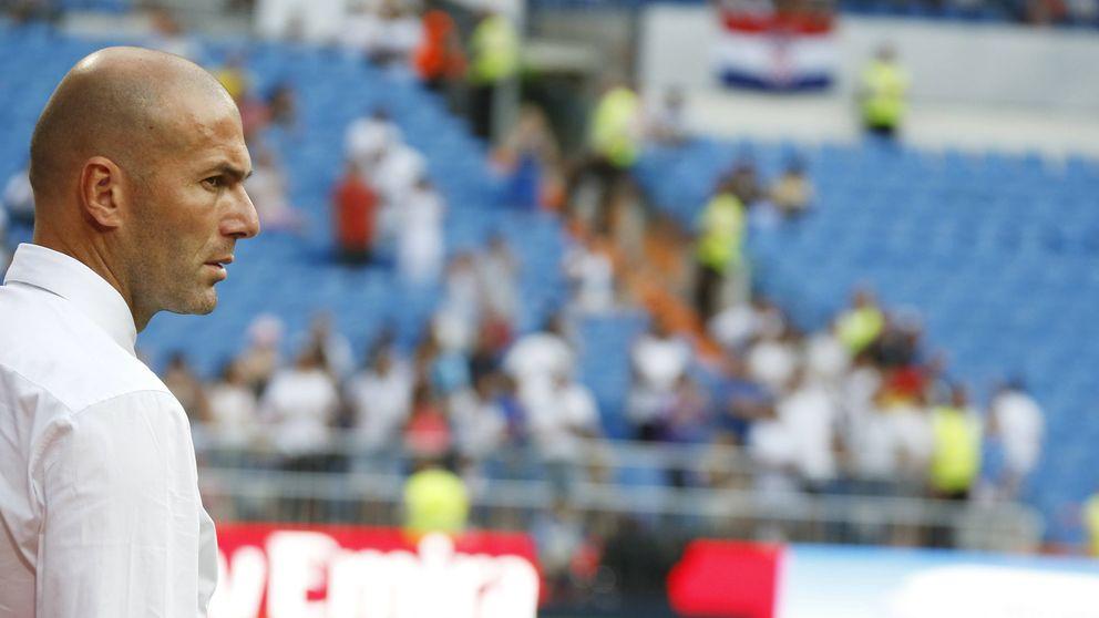 """Zidane puede ser inhabilitado tres meses """"pero no es suficiente"""""""