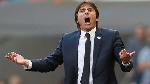 La vehemencia de Antonio Conte para la resurreción del Real Madrid post Lopetegui