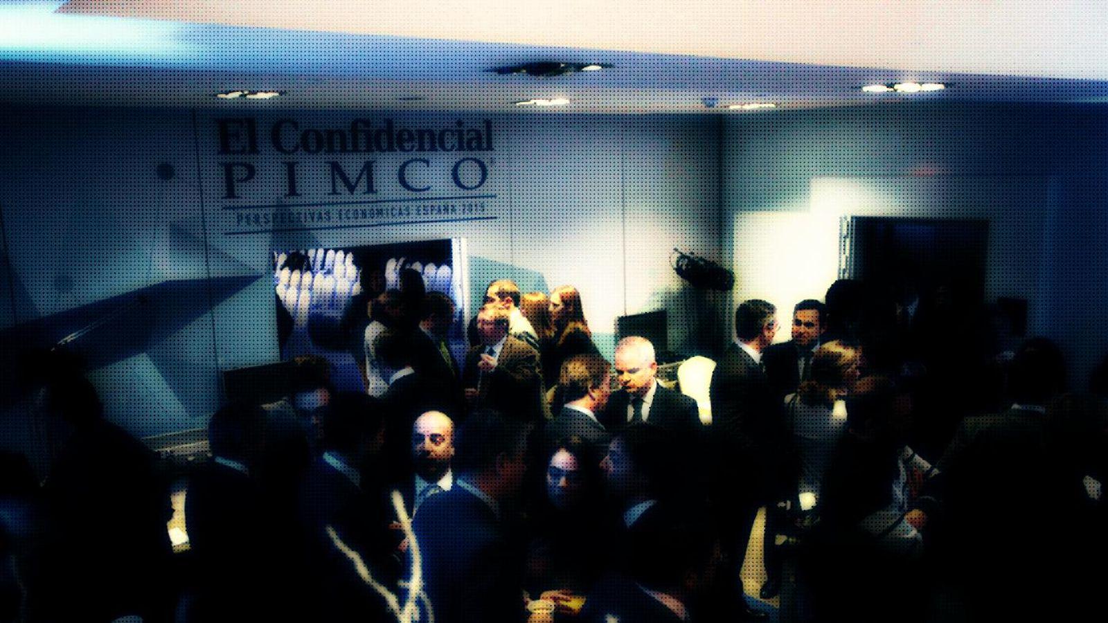 Foto: Foro PIMCO -El Confidencial