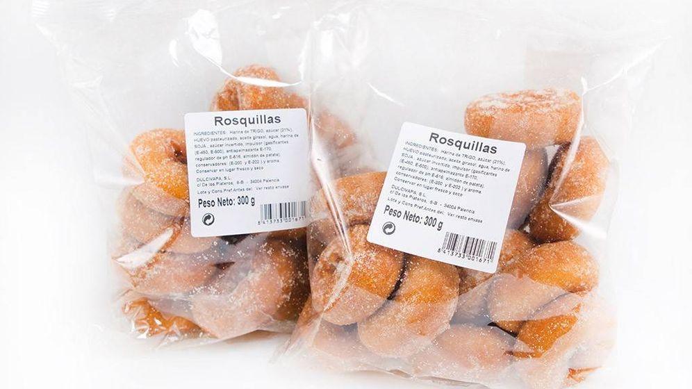 Foto: Rosquillas de la firma afectada