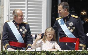 El Gobierno resuelve el aforamiento exprés civil y penal de Juan Carlos