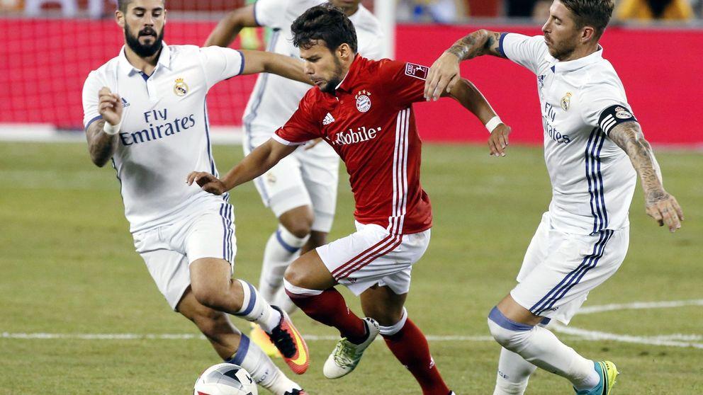 Isco quiere seguir en el Real Madrid aunque no sea un actor protagonista