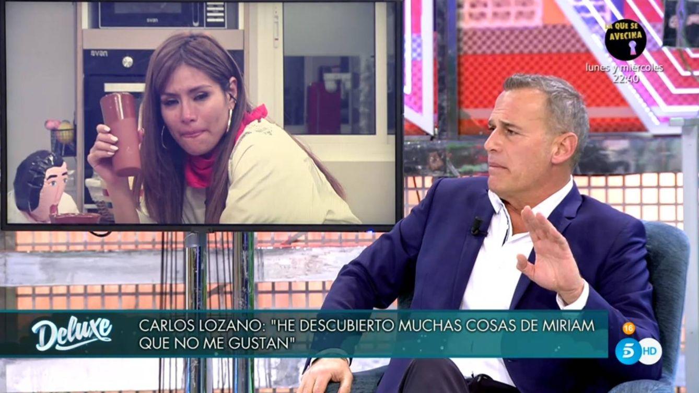 La grave insinuación en el 'Sábado Deluxe' sobre Miriam Saavedra