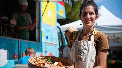 El 'foodtruck' ecológico, vegano y sostenible que despierta conciencias